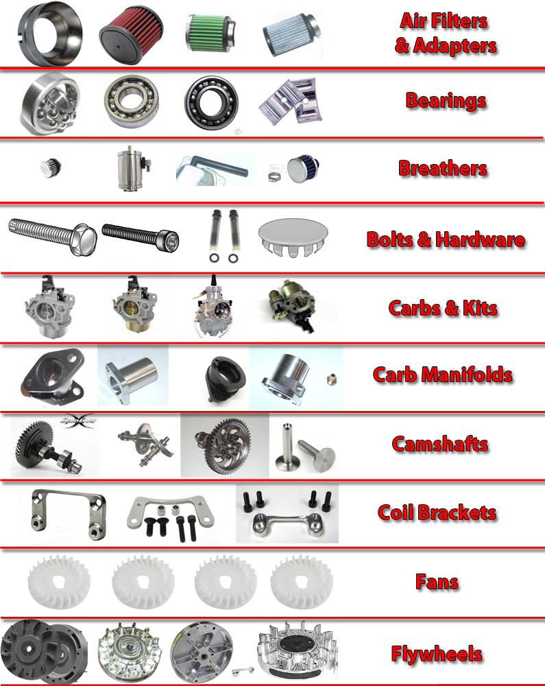 prokart engine parts suppliers of genuine and custom tuning parts rh prokartengineparts com Honda GX160 Parts Diagram GX160 Honda Specifications